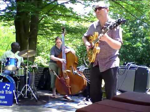 Rob Levit Trio: Annapolis Tawes Garden 5-26-10