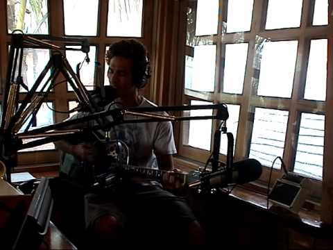 Rob Machado @ radio station