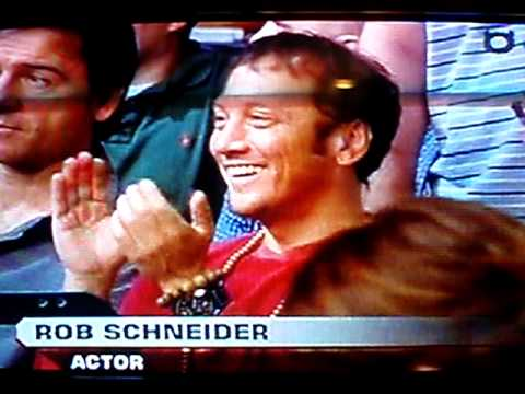 Rob Schneider at UFC...derp