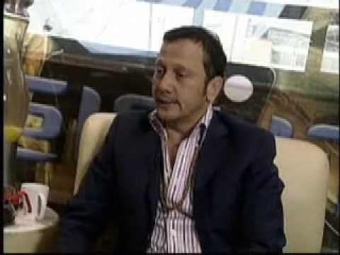 Interview with Rob Schneider Part 1 by Claudio Rodriguez Telehit