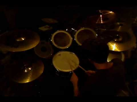 Metallica- End Of The Line [Drum Cover]