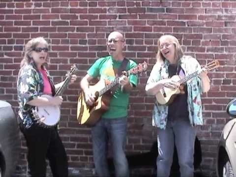 Cathy & Marcy Jammin` with Robbie Schaefer