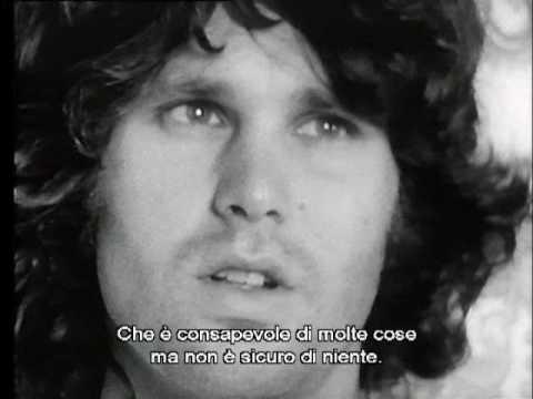 """""""Una sensazione di oscurit�..."""" Jim Morrison"""