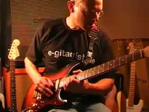 Blues in g, improvisation.