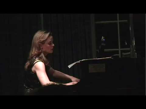 "Amy Briggs plays Robert Helps` ""Valse Mirage"""