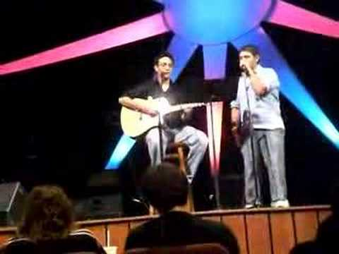 Psalm 13-Shane and Shane Cover Robert Abasolo(Klein Forest)