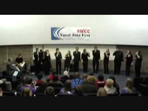 "UNL Vocal Jazz Ensemble - ""Sing a Song of Song"""
