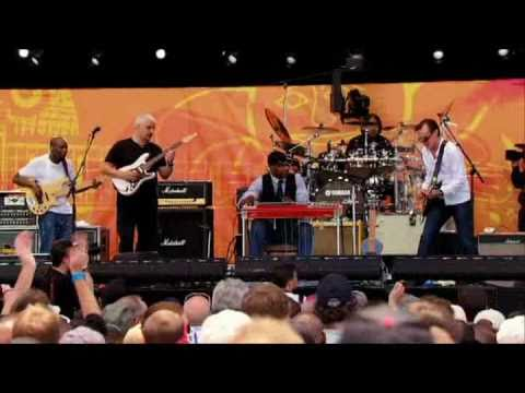 "Crossroads 2010 - ""Going Down"" - Joe Bonamassa, Pino Daniele & Robert Randolph"