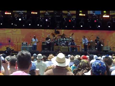 Robert Randolph & the Family Band - Eric Clapton`s Crossroads Festival - 6/26/2010