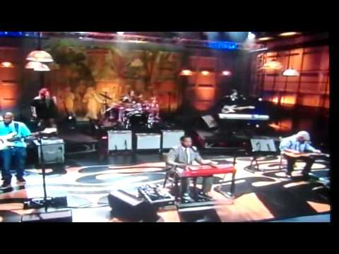 Robert Randolph and The Family Band / If I had my way - Jay Leno Tonight Show - June 22, 2010
