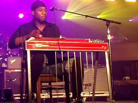 "Robert Randolph & The Family Band - ""Ain`t Nothing Wrong With That"" - New Orleans - May 2009"