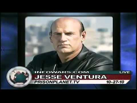 Jesse Ventura: 9/11 Footage Shows FBI Director knew about exlposions 2/4