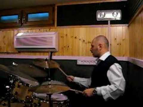 roberto gatto piter on drum