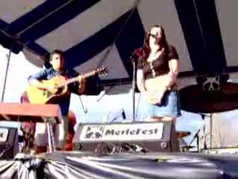 Robinella Merlefest 2007
