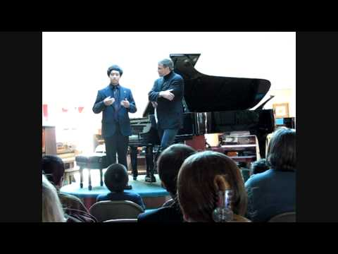 Harvest Zhang: Interview with Christopher O`Riley and Liszt`s Hungarian Rhapsody No. 12 (Part 2)