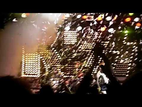 Kiss Live Rock and Roll All Nite Islington O2 Academy London 2/3/2010