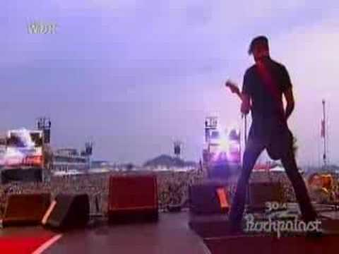 Billy Talent Rock am Ring 2007 - Fallen Leaves