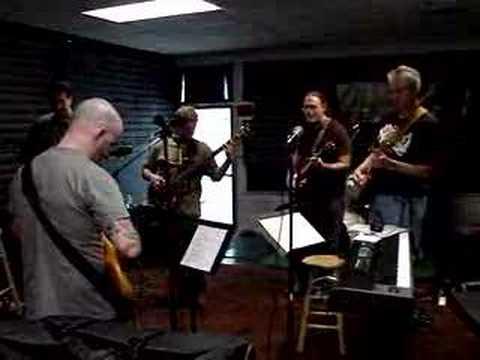 "Scott Ian-Blues Jam with ""Anything"""