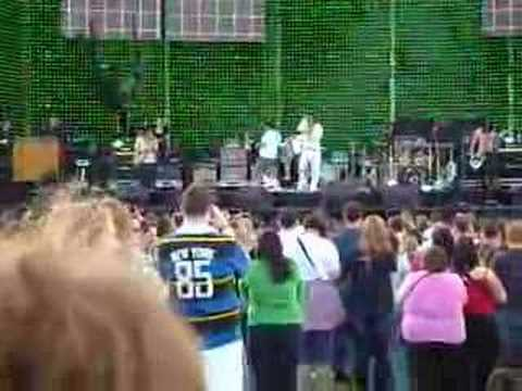 Bon Jovi - Punchestown - 2008 - Kid Rock - Rock N Roll Jesus