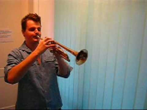 Rock around the clock - trumpet