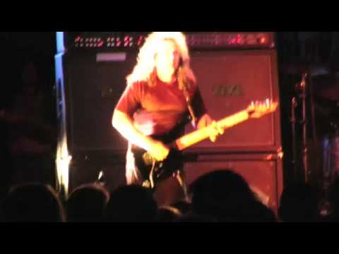UFO at the Hard Rock Hell Festival - Performance - Vinnie Moore - Lead Guitar