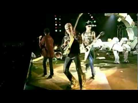 Scorpions - Rock You Like a Hurricane (lyrics y subtitulos en espa�ol)