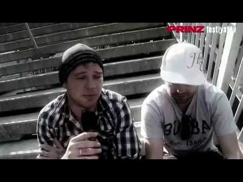 Johnny 3 Tears And Charlie Scene *Interview* Rock Im Park 2009