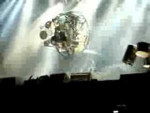 Slipknot Joey drum solo live rock im park