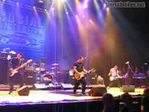 Social Distortion - Still Alive (new song, live 2009 Milan)