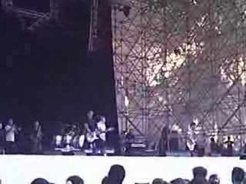 "Persiana Jones live Rock in Idro 2007 ""AGARRA LA ONDA"""