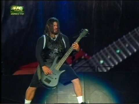 Metallica - Sad but True @ rock in rio lisboa 2008