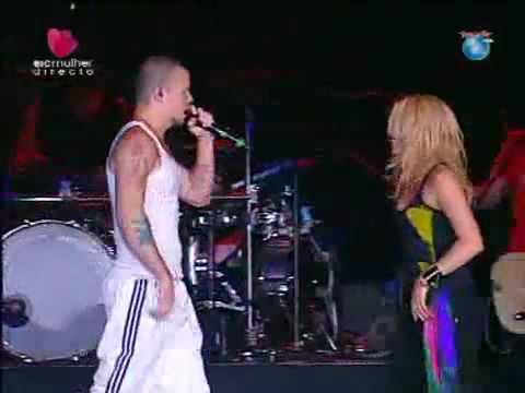 Mi Gordita Shakira y Calle 13 : Rock In Rio Lisboa 2010