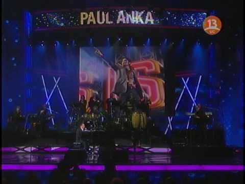 This Is It - Paul Anka & Michael Jackson (Festival de Vi�a del Mar 2010)