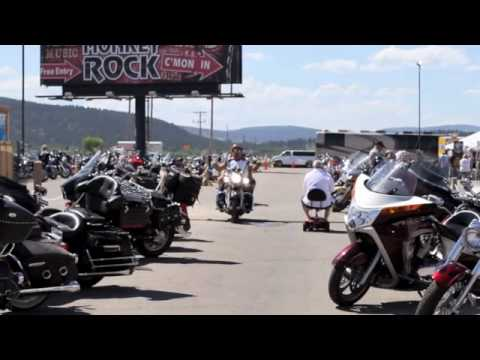 Wolfmother does Sturgis webisode