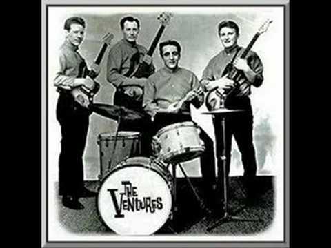 The Ventures.....Perfidia