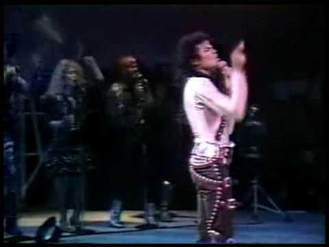 Michael Jackson - Rock With You (Live Bad Tour 1987)