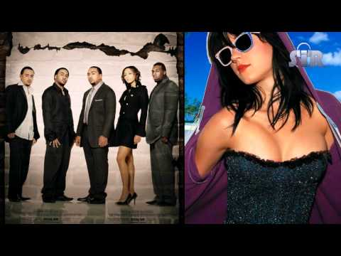 Katy Perry vs Timbaland, Keri Hilson, DOE & Sebastian - I kissed a Girl (That`s The Way I Are) SIR