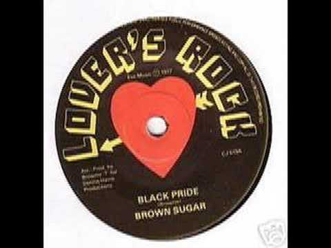 Brown Sugar - Black Pride