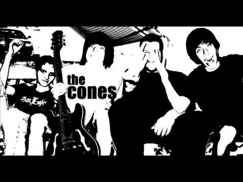 THE CONES - Standing On The Edge [DEMO]
