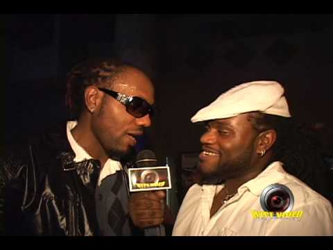Interviews Da` Ville, Tony Curtis, Suku Ward 21, Christopher @ Rock The Runway Jan 25, 2010