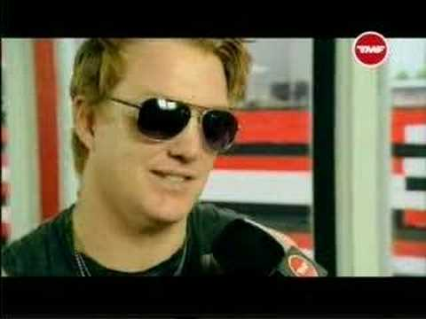 Josh Homme interview Rock Werchter 2007