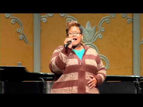 LaChina Hearne - RSO Star Audition