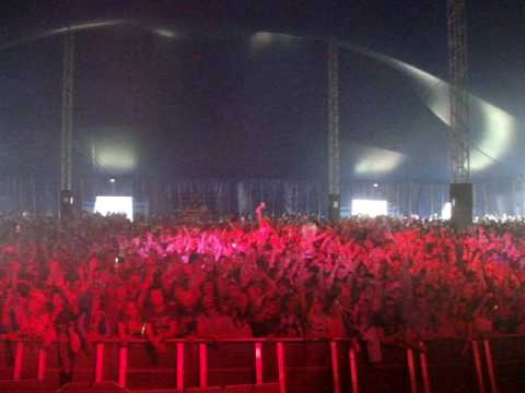 Crookers playing Knobbers @ Rockness 2009