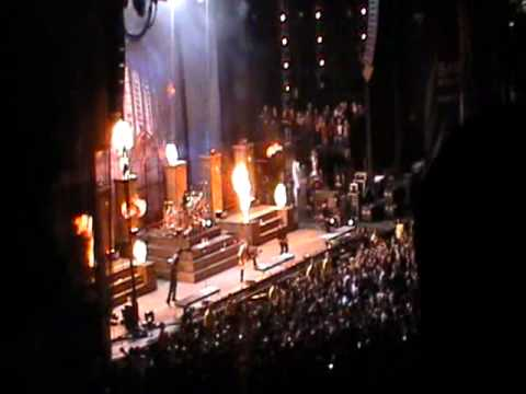 Avenged Sevenfold God Hates Us Live 2010 Rockstar Energy Drink Uproar