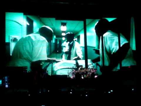 DISTURBED. ROCKSTAR UPROAR 2010. Live, Scranton, PA.