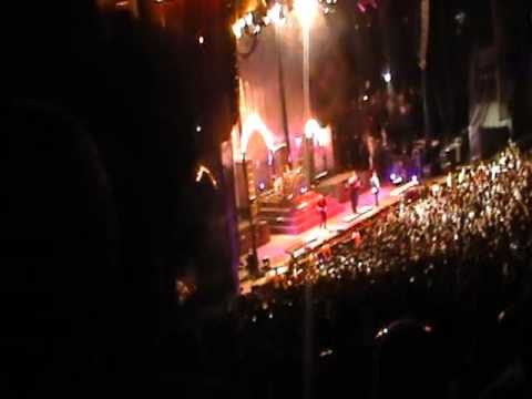 Avenged Sevenfold Unholy Confessions Live 2010 Rockstar Energy Drink Uproar