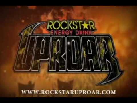 DISTURBED ROCKSTAR UPROAR TOUR 2010 - SALT LAKE CITY, UTAH