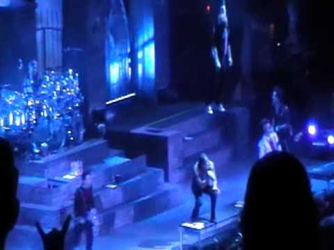 Avenged Sevenfold Nightmare Live 2010 Rockstar Energy Drink Uproar