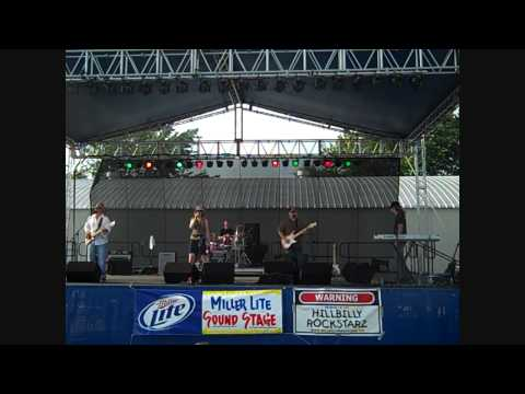 HILLBILLY ROCKSTARS KANE COUNTY FAIR 2010 CHICAGO COUNTRY