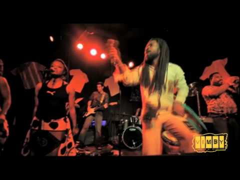 Rocky Dawuni and PUMA World Cup concert in Los Angeles